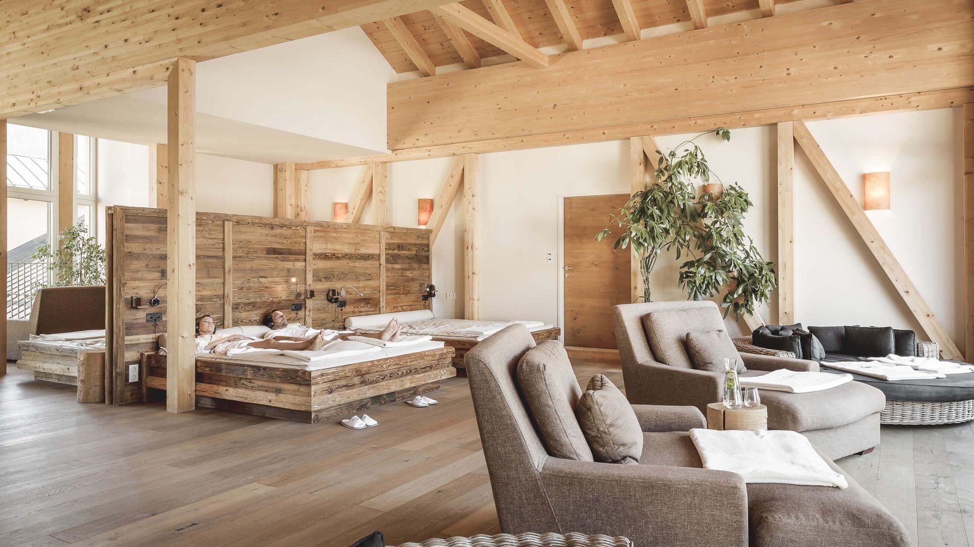 Ihr Wellnesshotel in Seefeld: Krumers Post Hotel & Spa